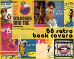58 Retro book covers by lady-vicious