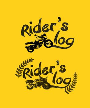 Rider's Log Website Logo by PisaRose97
