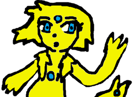 Angela (pokefan126) competion entry1 by Fran48