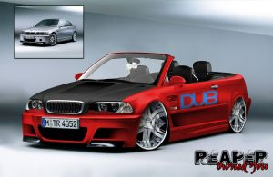 Pimped Out BMW Car Mod by fkn-owned