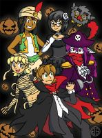 Happy Halloween 2008 by AdventureIslands