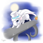 Kaitou The Phantom Mouse by camychan