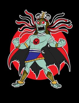 Mumm-ra the ever living by AlanSchell