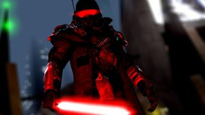 The Sith Lord by dumbass333