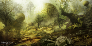 Elementium_Forest_Concept_01 by Narandel