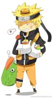 oh cup noodle by Mingnaruto97