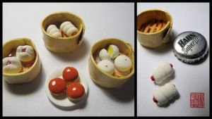 Buns Miniature by WinMush