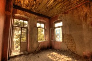 old house 6 by aykanozener