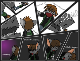 Artists Block-- Page Three by xAllyCat