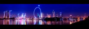 Marina Bay Panorama by Pandowo014