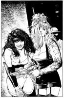 BOLLAND BABES by SKY-BOY