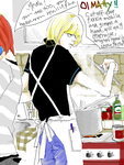 Mello's HAPPY COOKING by nekonekoazaraku