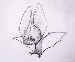 Le Bat by tessary