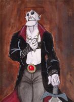 The Lament of Barthus by Bloodzilla-Billy