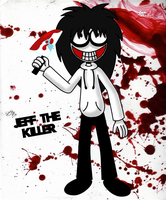 Jeff the Killer by SuperMaster10