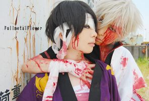 gintama:gintaka by fullmetalflower