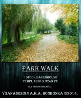 Park Walk by bonbonka