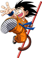 Dragon Ball - Kid Goku 9 bis by superjmanplay2