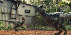 Jurassic World-BlueDelta by Jd1680a