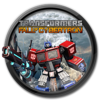 Transformers Fall Of Cybertron G1 Optimus Icon by AcidCrashLv