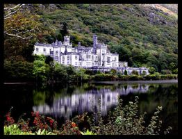 Kylemore Abbey by Nymphadora79