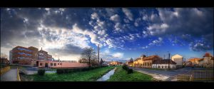 Hungarian cityscapes pt.XI. by realityDream