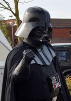 Stoke-Con-Trent 2014 (17) Darth Vader by masimage