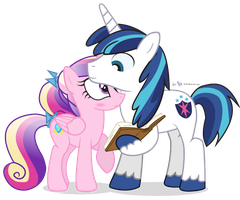 Whoops. Careful, Princess. by dm29