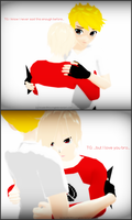 MMD Homestuck - Striders - I never say it enough.. by InvaderBlitzwing