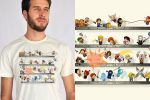 Supers in Game T Shirt by ChamaCamisetas