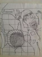 That Was Close? - Sketch Funnies by VISION-KING