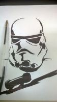 Stormtrooper by arch-angellus