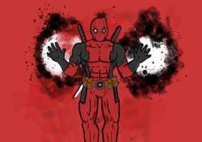 Deadpool by Nate967