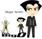 The Big O - Roger Smith by Beaks