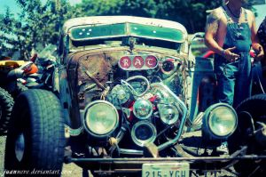 Hot Rod by juanNeve