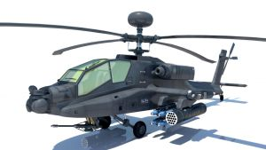 Apache helicopter by neo007theone