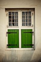 Old Fatahillah window by andree1478