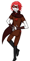 TNG/Homestuck: Rogue of Blood by CameoAppearance