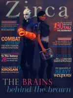 Zirca Magazine May Issue by elmjuniper