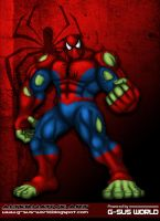 Spider-hulk by neounicron