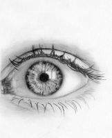 Eye drawing 16 by IYIaglin