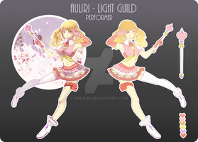 [CLOSED] AULIRI - Performer by misuuri