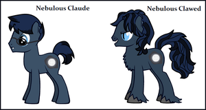 Nebulous Claude by akrex