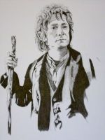 Unfinished Bilbo Baggins by Bagginses13