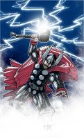 Thor by Muenchgesang