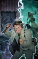 Kolchak The Night Stalker by wjh3