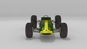Lotus Front View by Xpunk75