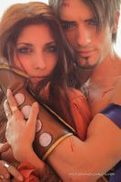 Cosplay is Magic and Emotions - Leon and Arianna by LeonChiroCosplayArt