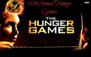 Hunger Games Banner by CassidyLynne1
