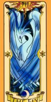 Clow Card The Fly by inuebony